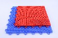 小米格图案拼装运动地板,四色可选,衡水厂家批发