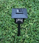 扬州弘旭销售太阳能灭蚊灯户外太阳能草坪灯
