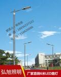扬州弘旭生产6米30W路灯高光效LED路灯图片