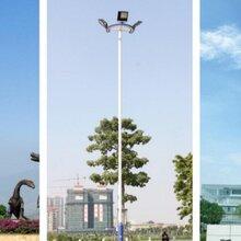 扬州弘旭生产15米升降式高杆灯户外路灯