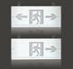 集中电源集中控制型双面标志灯
