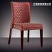 河南酒店餐桌椅轩橼高弹棉定型稳定酒店餐桌椅