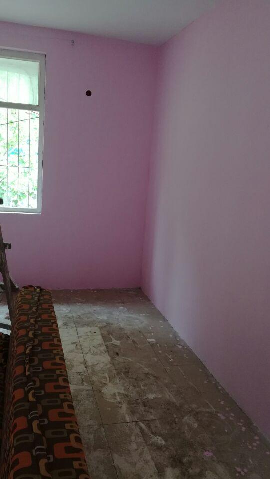 石家庄旧房粉刷墙面二手翻新刷墙刮腻子刷涂料刷大白