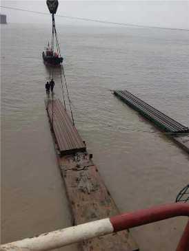 阳江水下切割钢板桩管桩快速