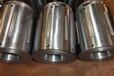 大量供应优质气涨套生产铝合金气胀轴套通键式气胀套