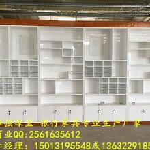 邮政储蓄银行家具-营销展示柜