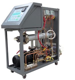 汽车隔音件液压模压机热压成型模具油加热图片6