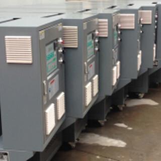 汽车隔音件液压模压机热压成型模具油加热图片2