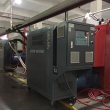 橡膠行業專用模溫機溫度循環控制機油溫機圖片