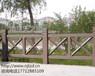 河道仿木栏杆仿木护栏厂家