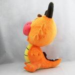 毛绒玩具订做公仔定做玩具礼品加工仿真动物毛绒玩具龙礼品定做