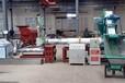 环保节能废旧塑料造粒机电磁加热造粒机