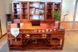 中式实木书桌古典大班台