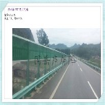 声屏障供应厂家安平国岳丝网制品有限公司声屏障护栏网隔音墙