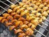 傳統烤面筋技術學習大連特色小吃培訓班就到大連百佳福
