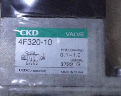 日本CKD电磁阀P5142-M6E-DC24V原装正品现货