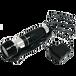 消防手電筒-LED燈酒店賓館客房強光可充電應急專用壁掛式消防火災逃生電筒