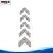 科锐斯品牌厂家直销不锈钢组角片铝合金型材插片门窗小配件