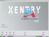 奔驰C4原厂检测仪诊断电脑带17年03月XENTRY诊断软件(中文),赠送奔驰Vediamo工程师系统