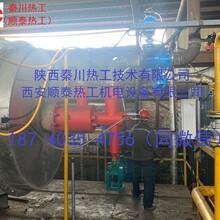 陜西秦川廠家非標定制導熱油/預熱爐低熱值煤氣燃燒器自動點火圖片