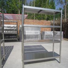 飞安不锈钢多层置物架厨房置物架物品摆放架304厂家直销