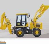 挖掘装载机价格全工轮式挖掘装载机两头忙