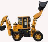 轮胎挖掘装载机全工轮式挖掘装载机