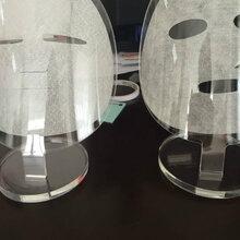 美肤宝的护肤品怎么样面膜亚克力制品展示架有机玻璃制品高档透明