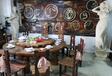江苏南京专业生产老船木家具茶叶老船木茶桌件件都是出厂价