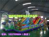 青岛充气城堡充气蹦蹦床大气包造型多样、玩法丰富深受儿童喜爱