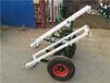 电力运水泥电线杆炮车15米单杆飞机轮胎运杆车电线杆运杆车电线杆车