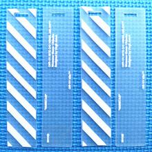 厂家专业定做PVC软胶胶章PVC商标时尚商标服装辅料透明胶章图片