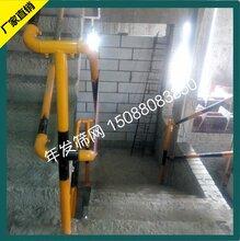 广州年发工厂出口定型化护栏工地楼梯栏杆施工防护栏图片