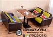 天津卡座沙发-优质卡座沙发-纬途家具