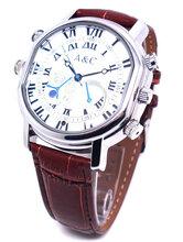 2016新款防水手表网络高清摄像机-红外夜视手表微型清晰摄像头