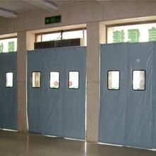 棉门帘北京商场防寒门帘各大超市学校剧院门帘定做图片