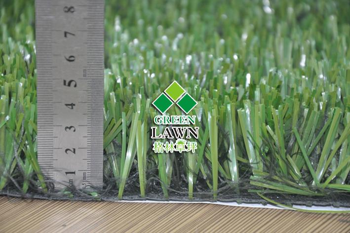 无锡格林:进口高档赛尔隆草足球草正规SGS标准人造草坪