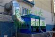 丹東焊接培訓中心多工位焊接煙塵凈化系統