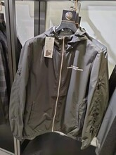 21年新款夾克品牌男裝商務男裝夾克外套批發圖片