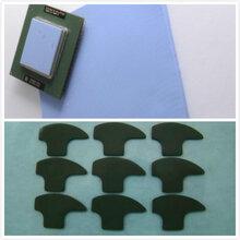 山东青岛导热硅胶片厂家出售耐高温散热垫片高温绝缘散热硅胶片