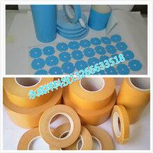 台州散热材料厂家批发高温导热双面胶高强粘性散热胶带灯条用蓝色导热双面胶