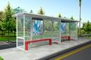 公交候车亭制作候车亭生产厂家公交站台价格城市候车亭系列