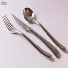 不锈钢餐具供应高档法国月光刀叉套装西餐刀叉勺图片