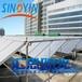 苏州太阳能集中供热酒店,间接防冻液换热循环