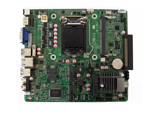微星h81mp33主板接线