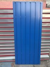 石景山彩钢板、彩钢钢结构、防火岩棉板、围挡板、楼承板生产厂家图片