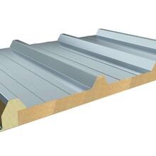 石家庄聚氨酯彩钢保温板生产厂家图片
