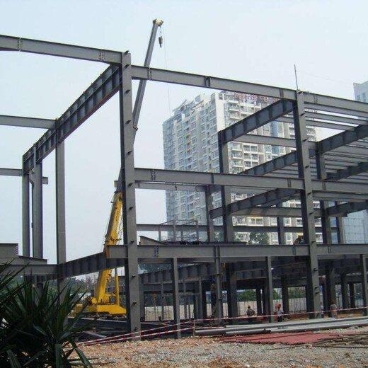 2钢结构框架0