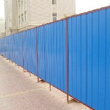围挡板-彩钢围挡板-颜色定做、围挡板尺寸定做-北京房山围挡板厂家