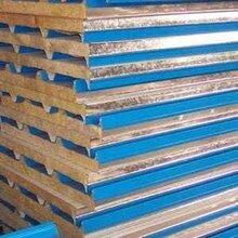 顺义彩钢岩棉板直销-防火岩棉板-生产施工一体
